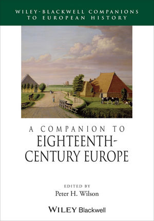 A Companion to Eighteenth-Century Europe (1405139471) cover image