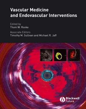 Vascular Medicine and Endovascular Interventions (1405158271) cover image