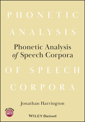 Phonetic Analysis of Speech Corpora (1405199571) cover image