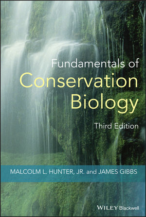 Fundamentals of Conservation Biology, 3rd Edition (1444308971) cover image