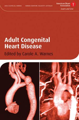 Adult Congenital Heart Disease (1444357271) cover image