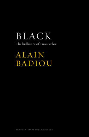 Black: The Brilliance of a Non-Color (1509512071) cover image