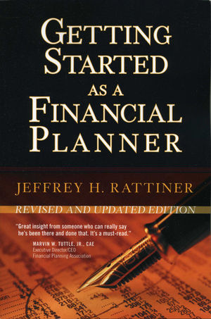 Getting Started as a Financial Planner, 2nd, Revised and Updated Edition (1576603571) cover image