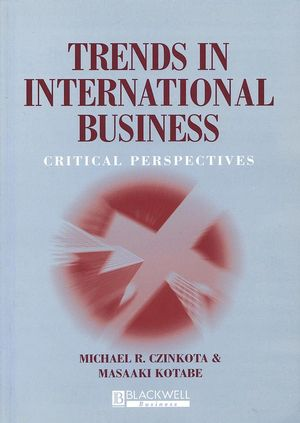 Trends in International Business: Critical Perspectives