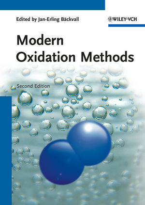 Modern Oxidation Methods, 2nd Edition (3527632271) cover image