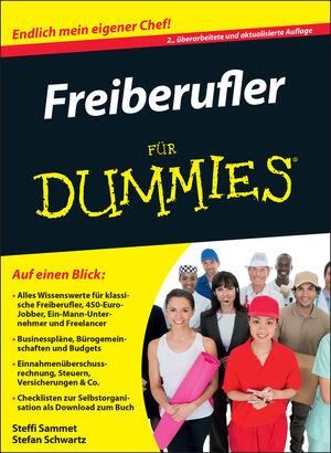 Freiberufler für Dummies, 2. Auflage