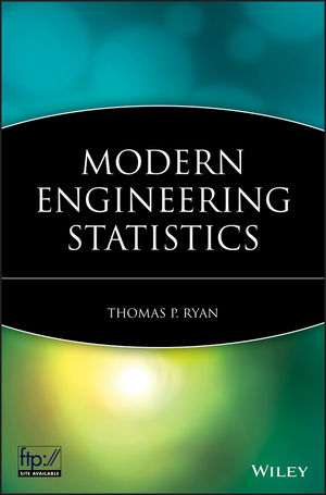 Modern Engineering Statistics (0470081872) cover image