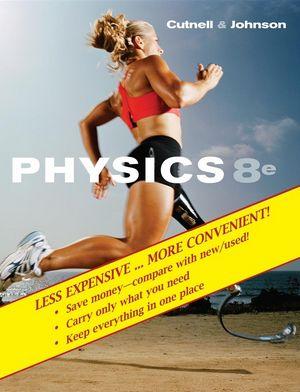 Physics, Eighth Edition Binder Ready Version