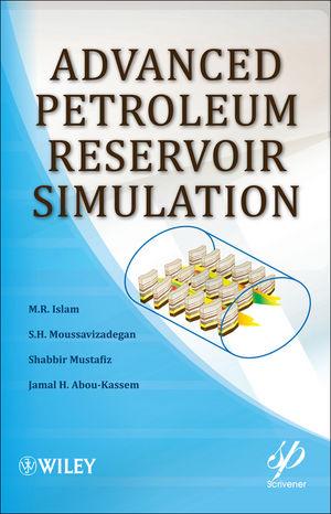 Advanced Petroleum Reservoir Simulation (0470650672) cover image