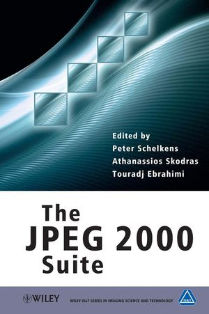 The JPEG 2000 Suite (0470721472) cover image