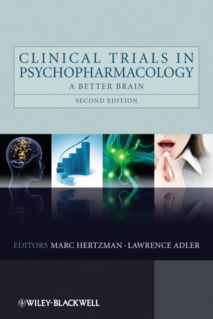 Clinical Trials in Psychopharmacology: A Better Brain, 2nd Edition (0470749172) cover image