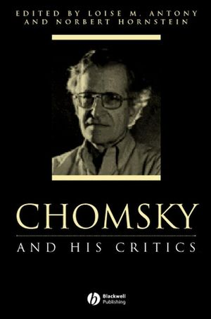 Chomsky and His Critics (0470779772) cover image