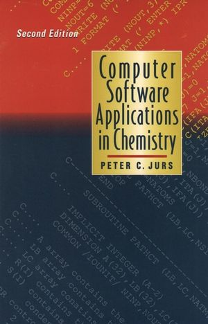 Computer Software Applications in Chemistry, 2nd Edition (0471105872) cover image