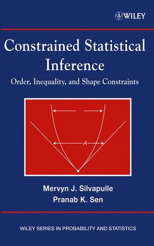 Constrained Statistical Inference: Order, Inequality, and Shape Constraints (0471208272) cover image