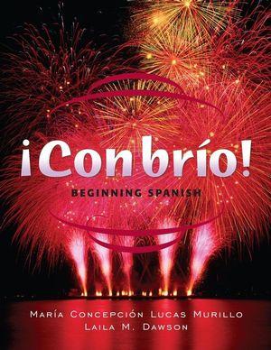�Con br�o!: Beginning Spanish