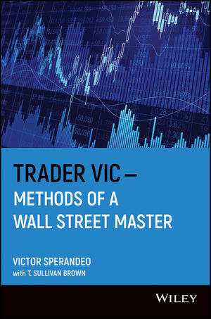 Trader Vic--Methods of a Wall Street Master (0471304972) cover image