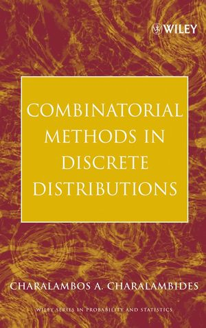 Combinatorial Methods in Discrete Distributions (0471733172) cover image