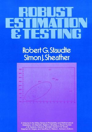 Robust Estimation and Testing (0471855472) cover image