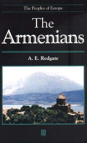 The Armenians (0631220372) cover image
