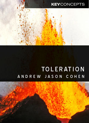 Toleration (0745655572) cover image