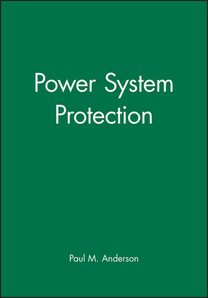 Power System Protection (0780334272) cover image