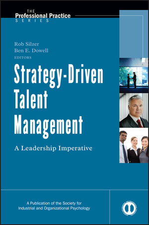 Strategy-Driven Talent Management: A Leadership Imperative (0787988472) cover image