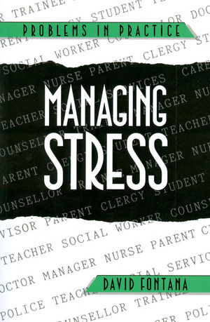 Managing Stress (0901715972) cover image