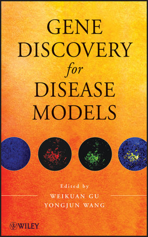 Gene Discovery for Disease Models (1118002172) cover image