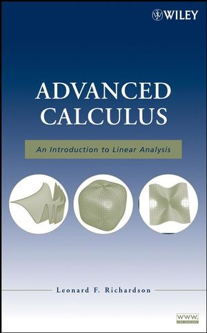 Advanced Calculus: An Introduction to Linear Analysis  (1118030672) cover image