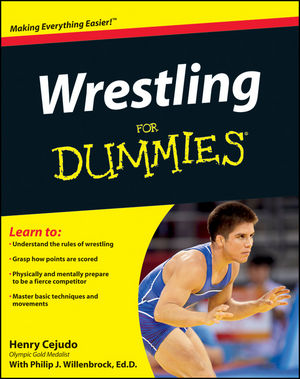 Wrestling For Dummies (1118117972) cover image