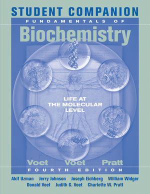 Student Companion to Accompany Fundamentals of Biochemistry, 4th Edition (1118218272) cover image