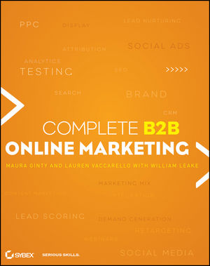 Complete B2B Online Marketing (1118225872) cover image