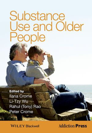 Substance Use and Older People (1118430972) cover image