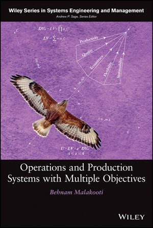 Operations and Production Systems with Multiple Objectives (1118585372) cover image