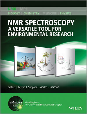 NMR Spectroscopy: A Versatile Tool for Environmental Research