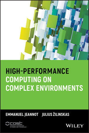 High-Performance Computing on Complex Environments (1118712072) cover image