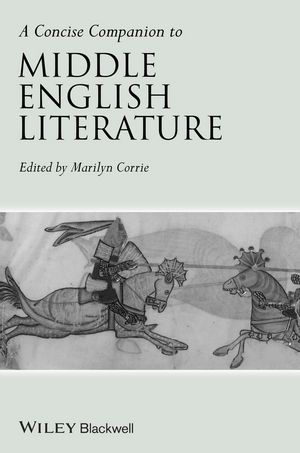 A Concise Companion to Middle English Literature (1118835972) cover image