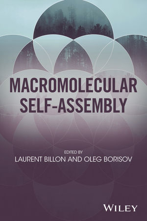 Macromolecular Self-Assembly (1118887972) cover image