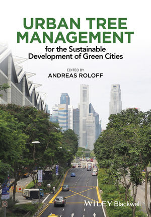 Urban Tree Management: For the Sustainable Development of Green Cities (1118954572) cover image