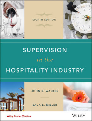 Student Study Guide to accompany Supervision in the Hospitality Industry, 8e