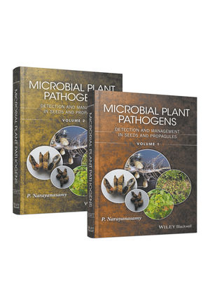 Microbial Plant Pathogens: Detection and Management in Seeds and Propagules (1119195772) cover image