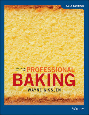 Professional Baking, 7th Edition, Asia Edition