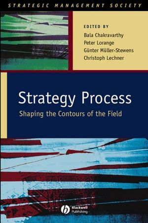 Strategy Process: Shaping the Contours of the Field