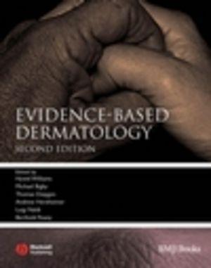 Evidence-Based Dermatology, 2nd Edition (1444300172) cover image