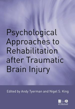 Psychological Approaches to Rehabilitation after Traumatic Brain Injury (1444301772) cover image