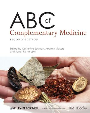 ABC of Complementary Medicine, 2nd Edition (1444312472) cover image