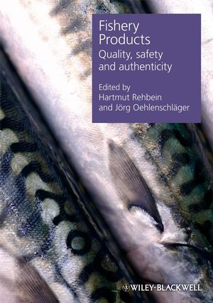 Fishery Products: Quality, Safety and Authenticity (1444322672) cover image