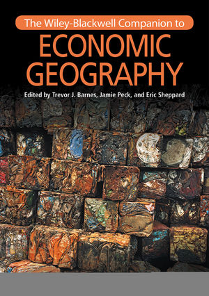 The Wiley-Blackwell Companion to Economic Geography (1444362372) cover image