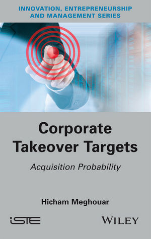Corporate Takeover Targets: Acquisition Probability (1848219172) cover image
