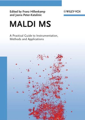 MALDI MS (3527610472) cover image